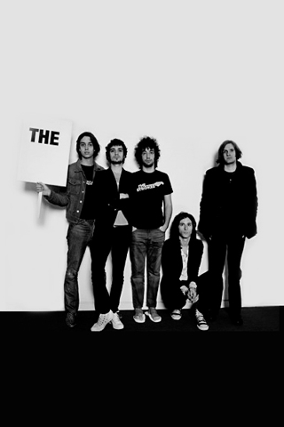The strokes group shot iphone wallpaper hd you can download this the strokes group shot iphone wallpaper hd you can download this free iphone altavistaventures Images