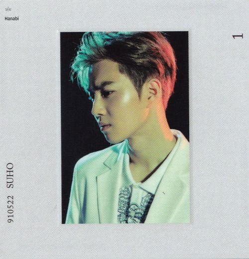 Suho - 160722 Exoplanet #3 - The EXO'rDium in Seoul merchandise - Credit: Hanabi.