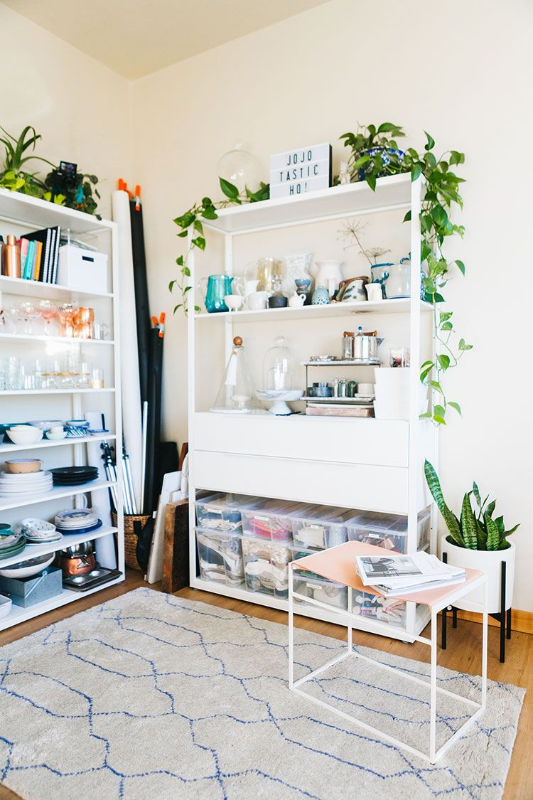 my studio space makeover reveal | Studio, Spaces and Small spaces