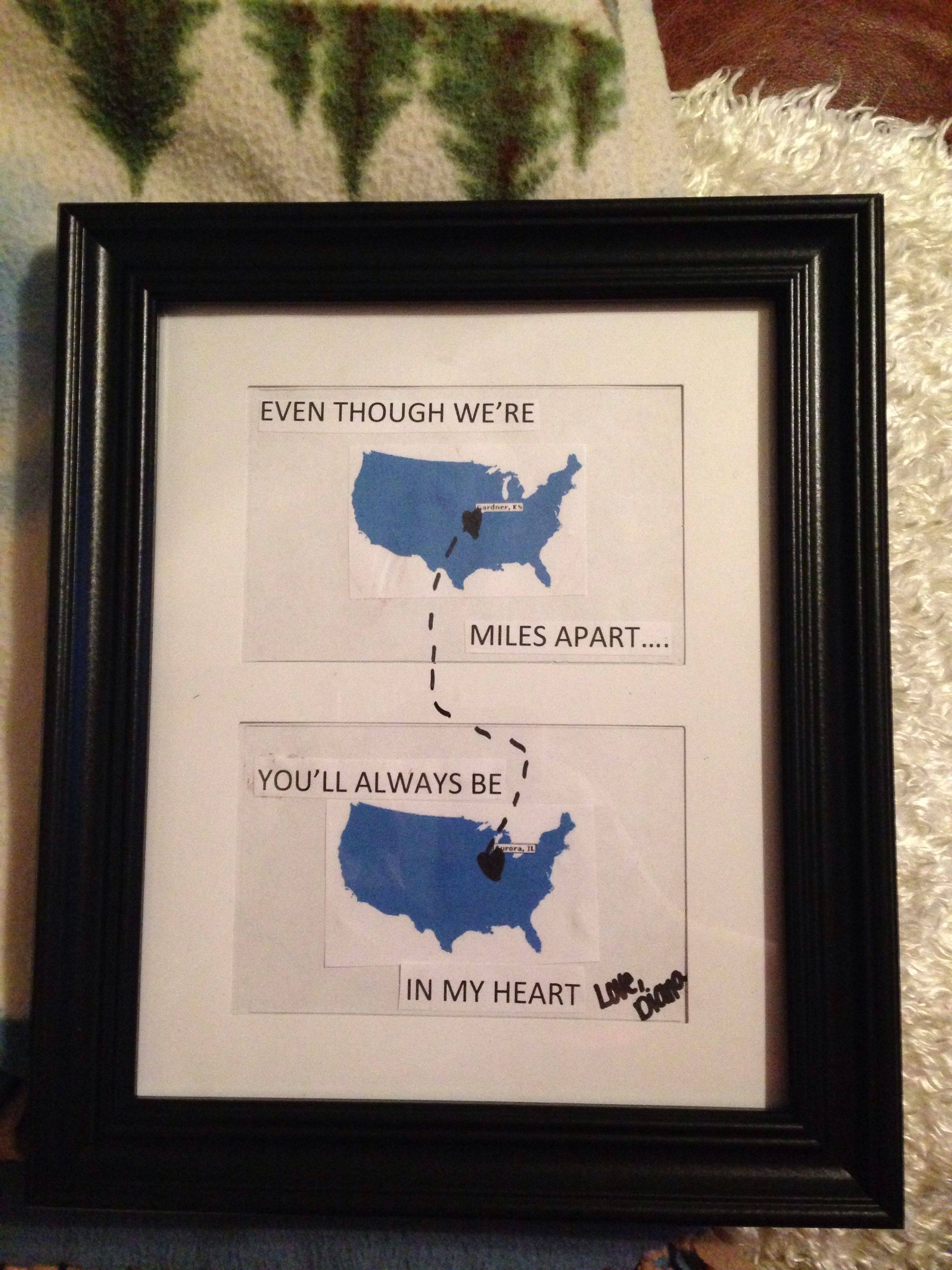 Going Away Present For My Parents Going Away Presents