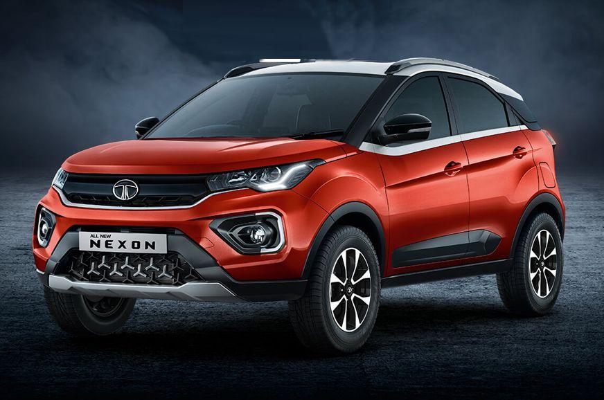 Tata Nexon Facelift Price Variants Explained Tata Motors Ford