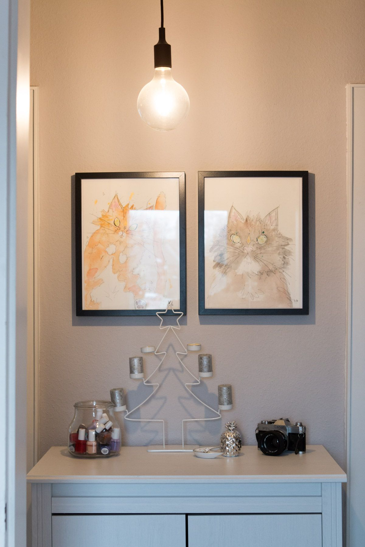 Mein Neues Wohnzimmer Mit Alpina Feine Farben Home Decor Decor