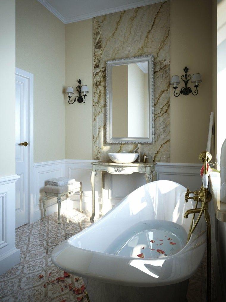 Kleines Badezimmer Ideen Um Es Größer Aussehen Zu Len