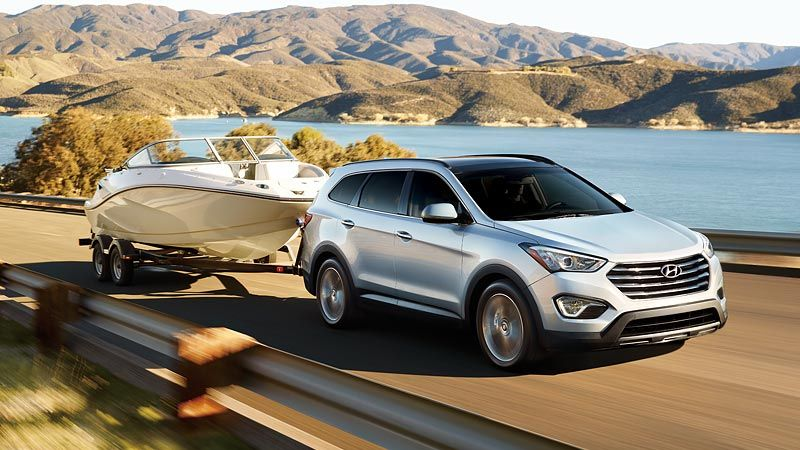 2014 SANTA FE LIMITED IN CIRCUIT SILVER Visit http//www