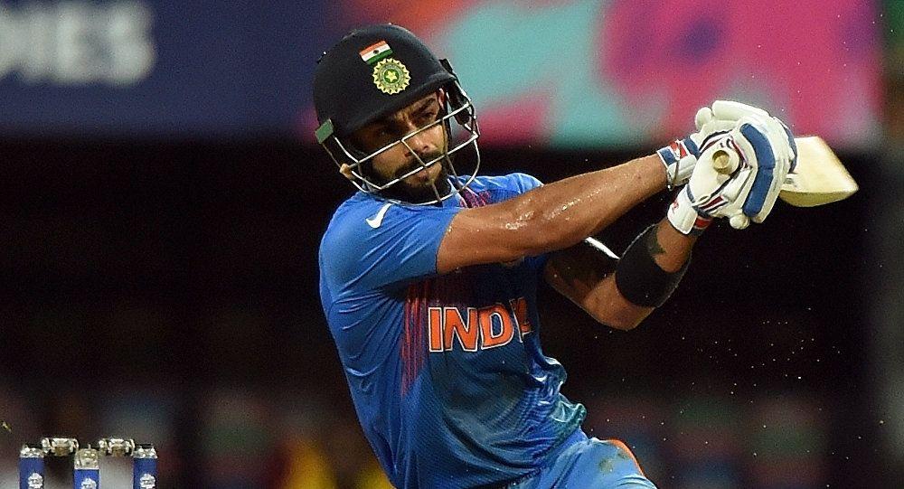 Indian cricketing superstar Virat Kohli has been named the world's third-most marketable athlete, beating soccer star Lionel Messi and tennis champ Novak Djokovic.