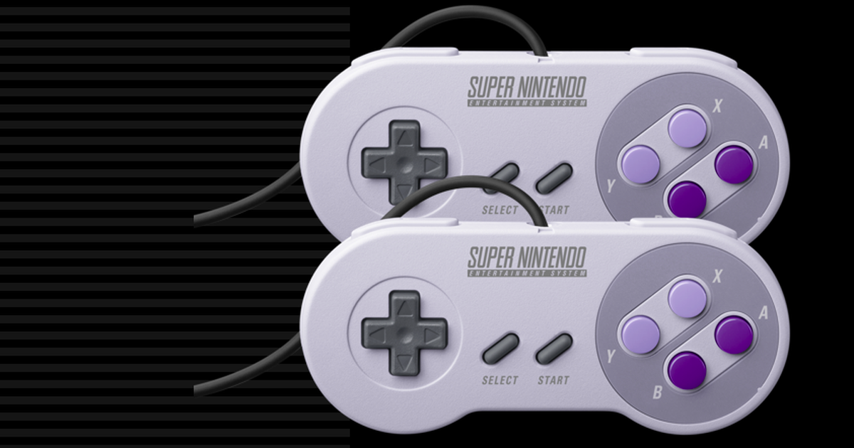 Snes Classic Controller Cables Will Be Longer Than 3 Measly Feet Snes Classic Nes Classic Super Nintendo