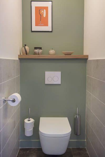 Photo of Rénovation d'une petite longère salle de bain industrielle par madam architecture industriel | homif
