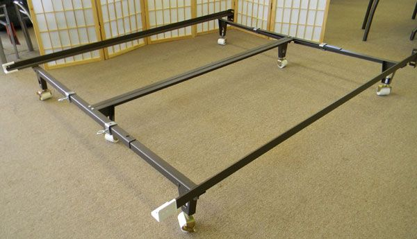 find this pin and more on metal bed frame foundations - Foundation Bed Frame