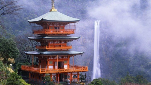 Seigantoji Temple - Japan