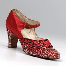 ...put on your red shoes & dance