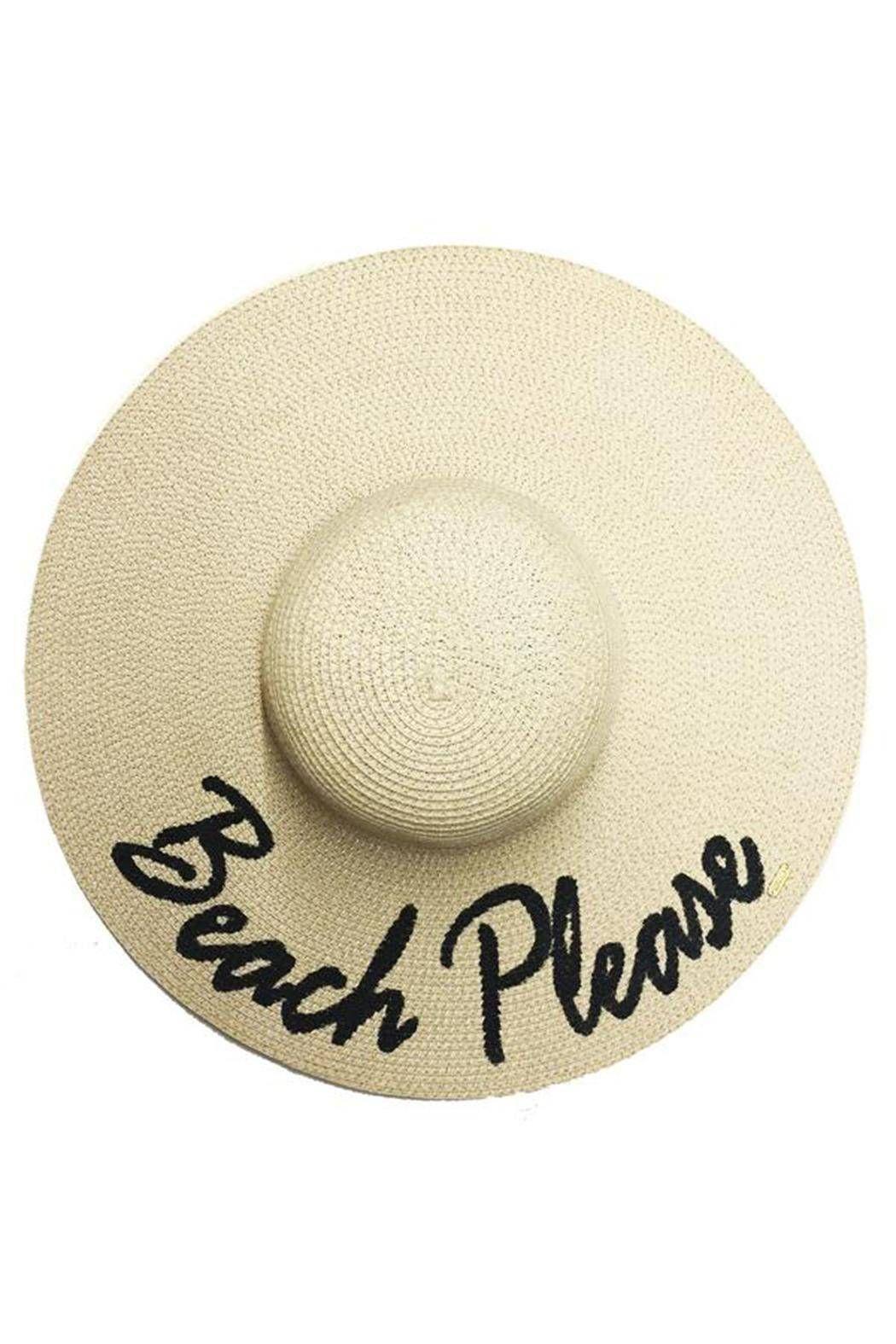 283873087 Abaco Beach Company Beach Please Hat | Shop Beach Accessories | Hats ...