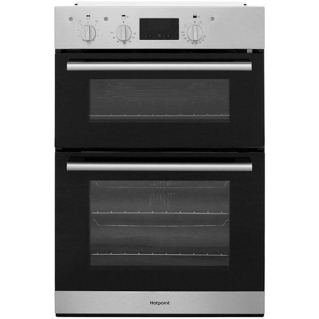Hotpoint Cl 2 Dd2544cix Built In Double Oven Stainless
