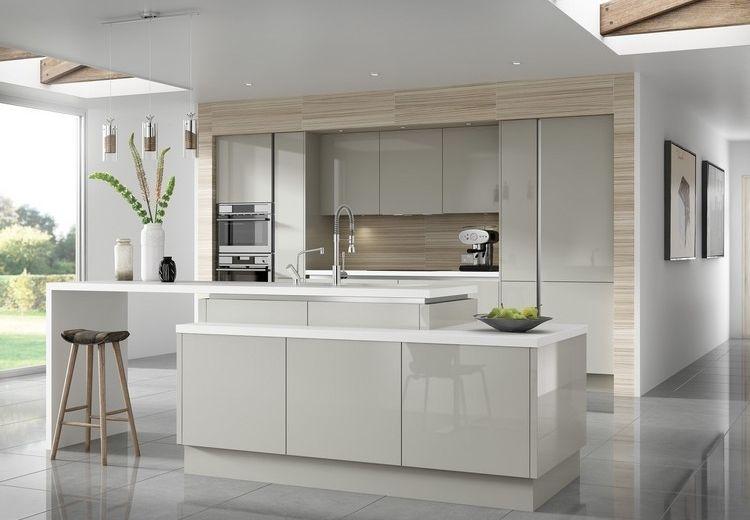 colores neutros decoracion de cocinas | Cocinas modernas | Pinterest ...