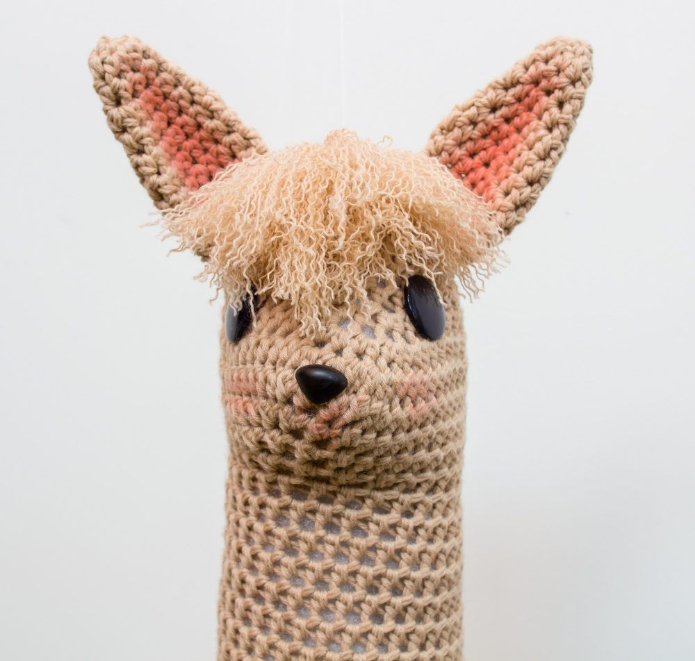 This alpaca is made mostly of one piece. | Crochet patterns ... | 952x1000