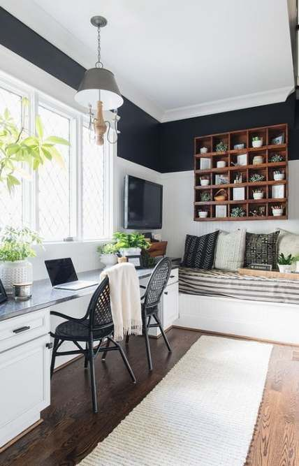 45+ Home Office Decor Ideas For Your Perfect Work at ...