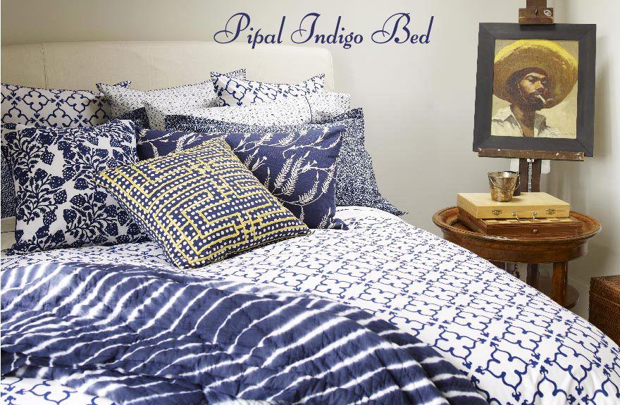 John Robshaw bedding John robshaw bedding, Indigo