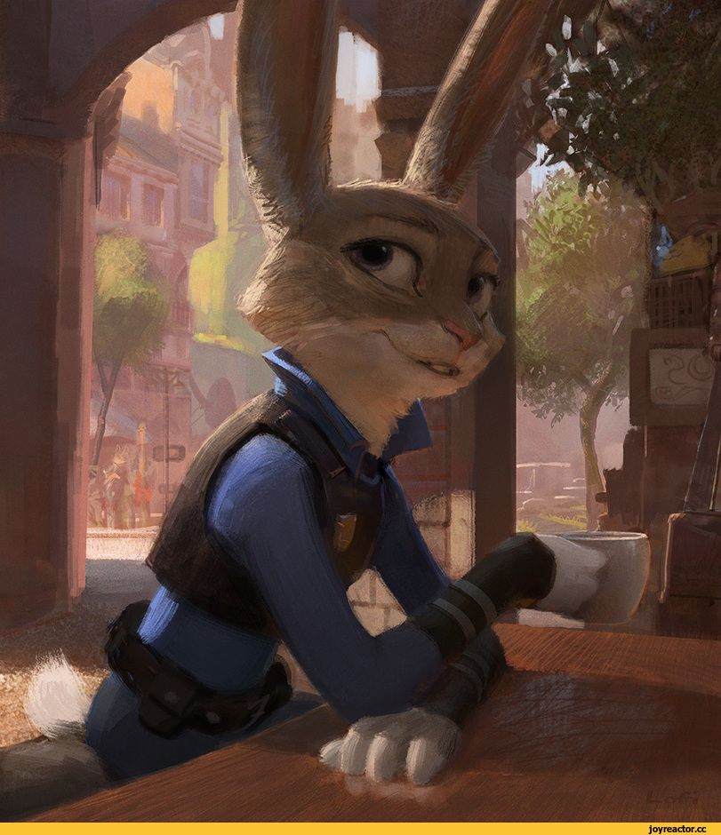 Картинки кролик зверополис