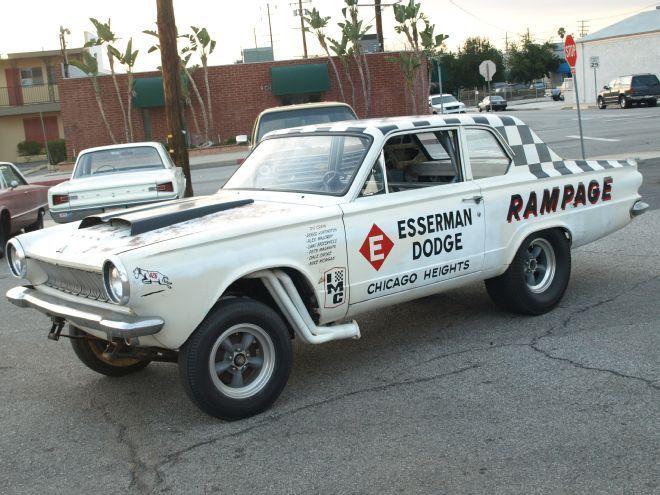 1963 Dodge Dart - Street-Legal Factory Experimental Replica