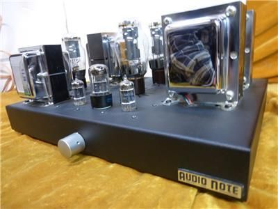Audio Note Kit 1 Valve Amplifier - Single Ended 300B, used