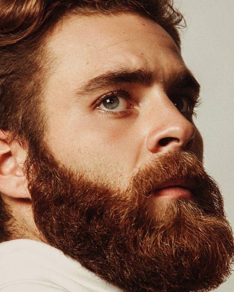 королевская борода у мужчины фото форма доставки