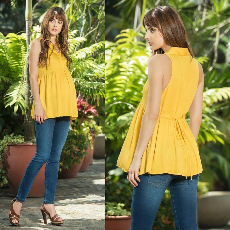 diseño atemporal 4f76f 2ff90 Ropa para embarazadas +30 tendencias en moda premamá con ...