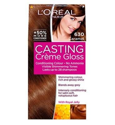 Loreal 6 30 Before And After Google Da Ara Golden Brown Hair