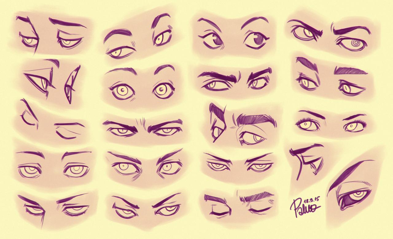 Eyes 2 by on DeviantArt Eye