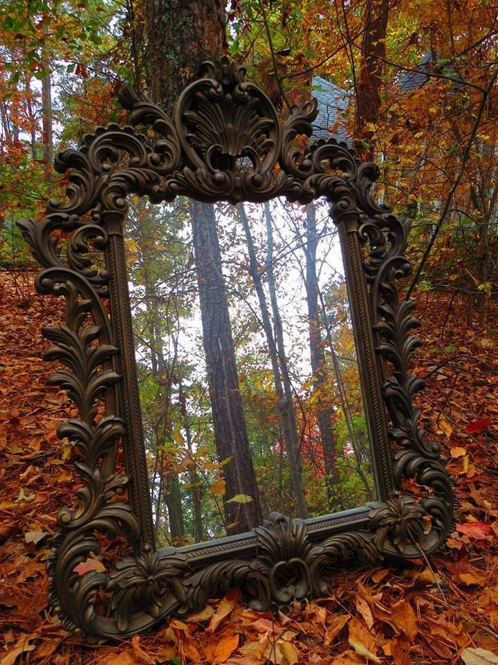 Enchanted Mirror in the If you like visit Fantasy Design