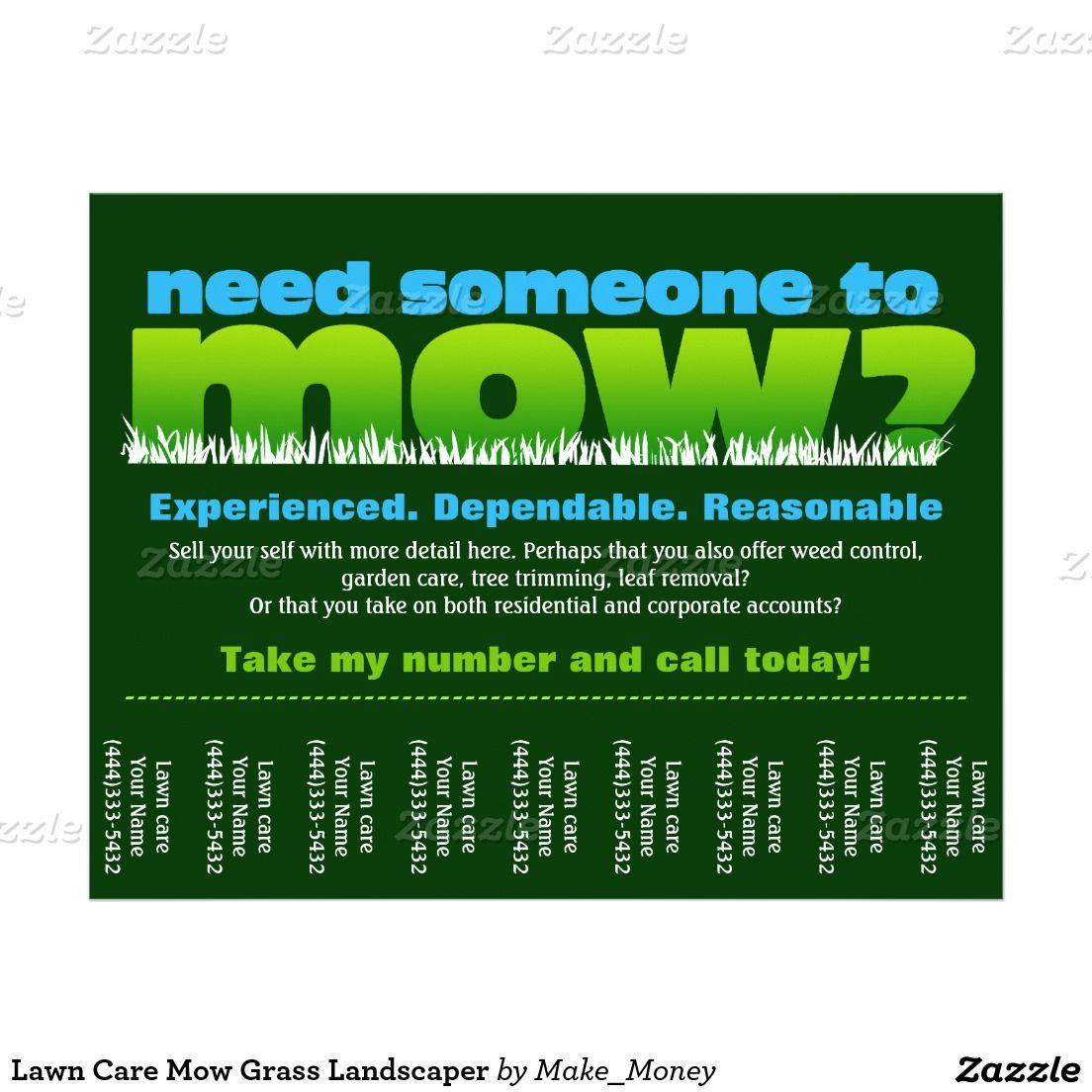 landscaping flyer ideas yourweek 97afd9eca25e
