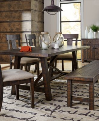 Ember Dining Room Furniture Collection   Sold At Macyu0027s (has Matching  Buffet)
