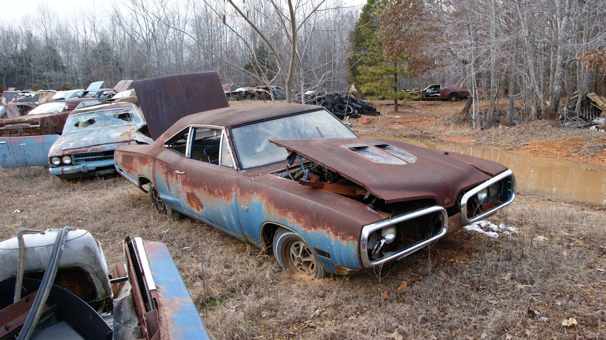 1970 Super Bee Maintenance/restoration of old/vintage vehicles: the ...