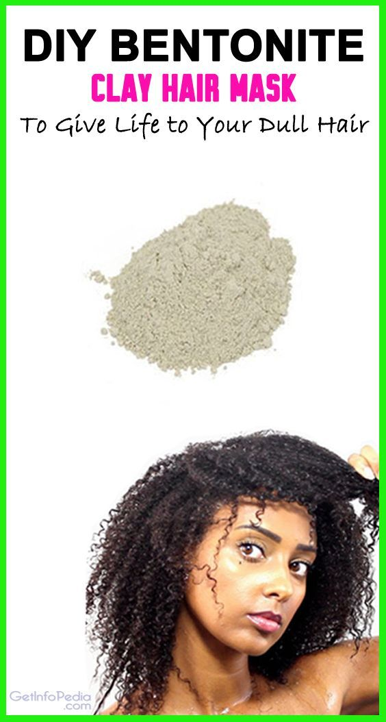 what is bentonite clay for hair