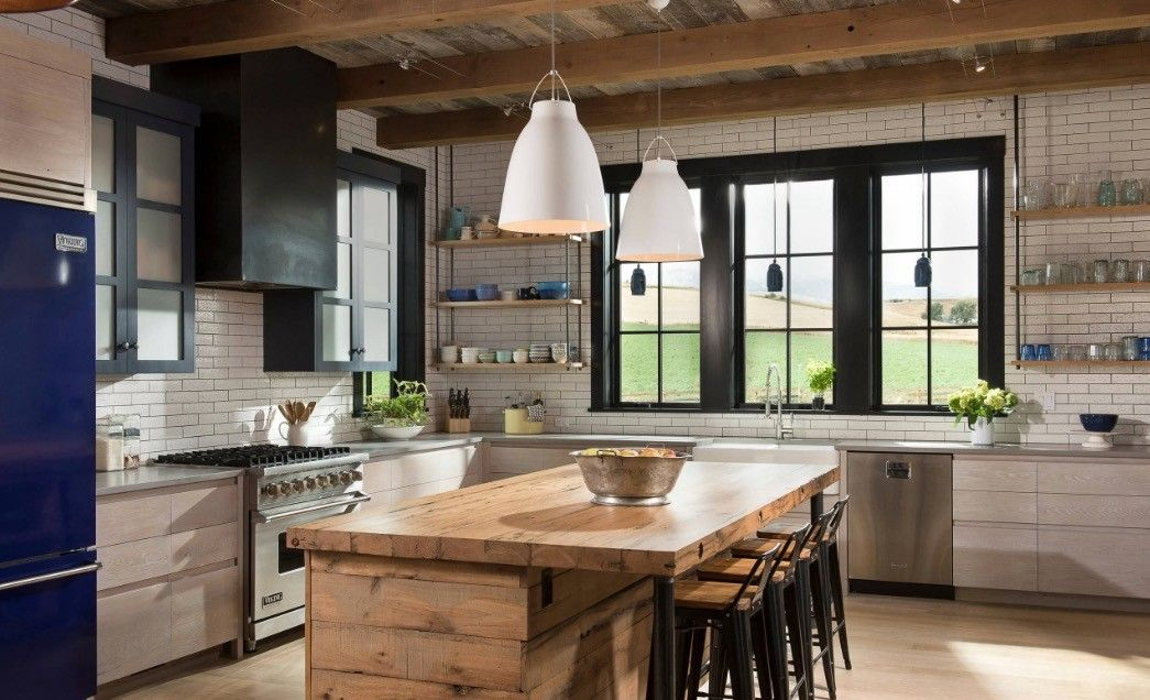 pin by kelly on glenview kitchen small farmhouse kitchen farmhouse kitchen design modern on farmhouse kitchen small id=79587