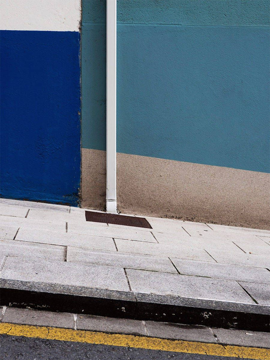 Photography of Contrasts in Urban Spaces – Fubiz Media