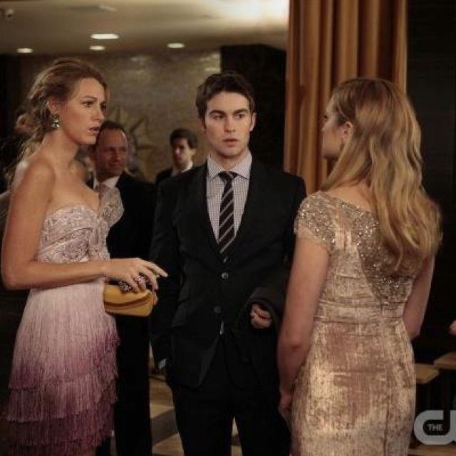 Nate, Serena and Ivy