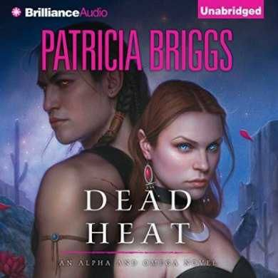 Dead Heat Audiobook by Patricia Briggs, narrated by Holter Graham.  #audiobooks