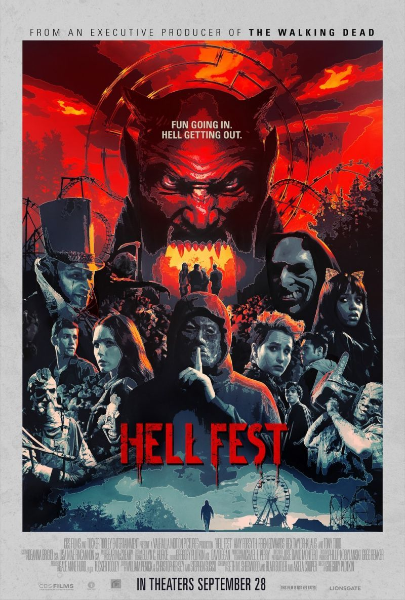 Pin on Hell Fest