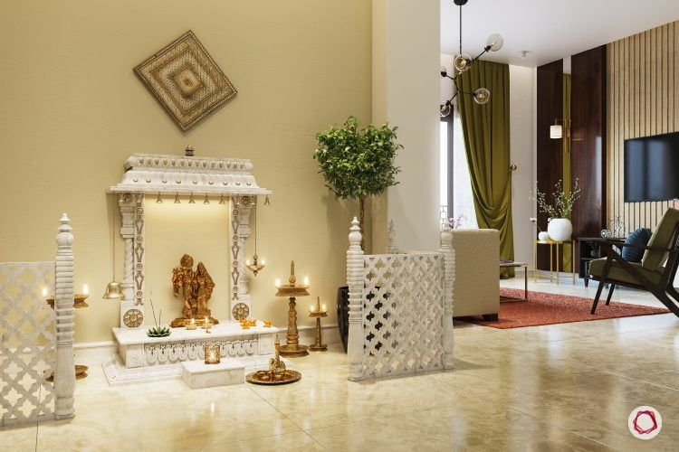 6 Simple Vastu Tips To Design Your Pooja Room Pooja Rooms Pooja