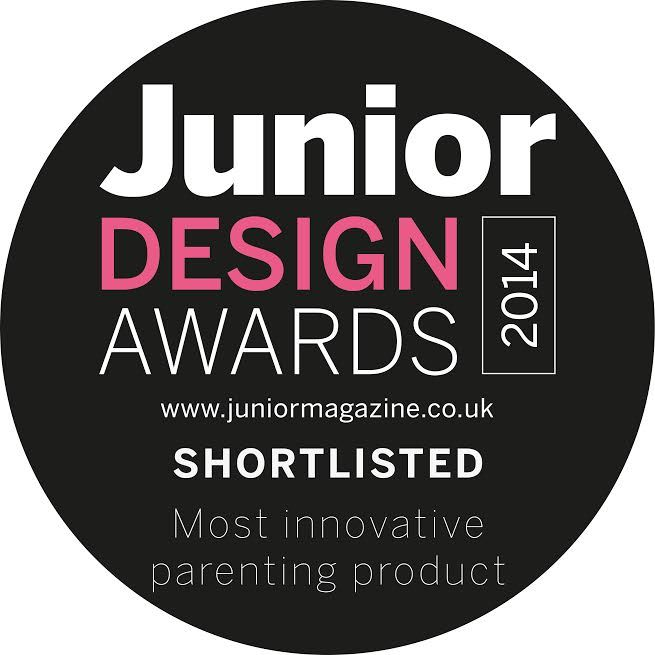 Junior Design award shortlisted in the Most Innovative category