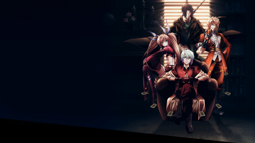 Download Anime Mekakucity Actors BD Subtitle Indonesia