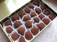 La délicieuse recette des truffes au chocolat