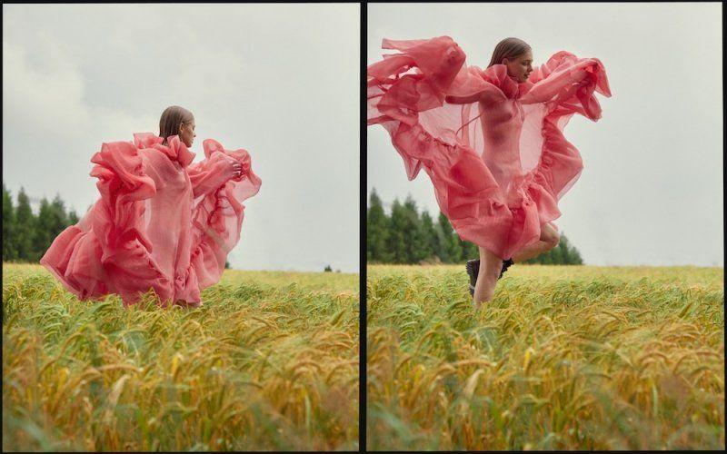 Premierowo Na Vogue Pl Kolekcja Oddech Krystiana Szymczaka Rose Plants Flowers