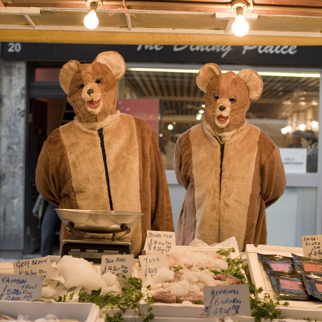 The 2 Bears – Warm