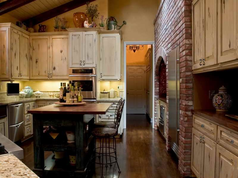 Rustic Kitchen Ideas Astonishing Photo Above Is Section Of Rustic Italian Kitchen Designs French Kitchen Design Country Style Kitchen Kitchen Design Styles