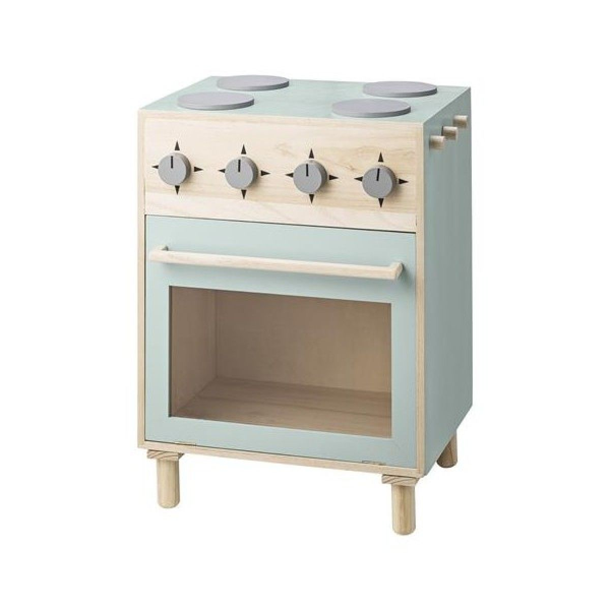 BLOOMINGVILLE Mini play Stove Mint | kombuisies | Mini stove ...