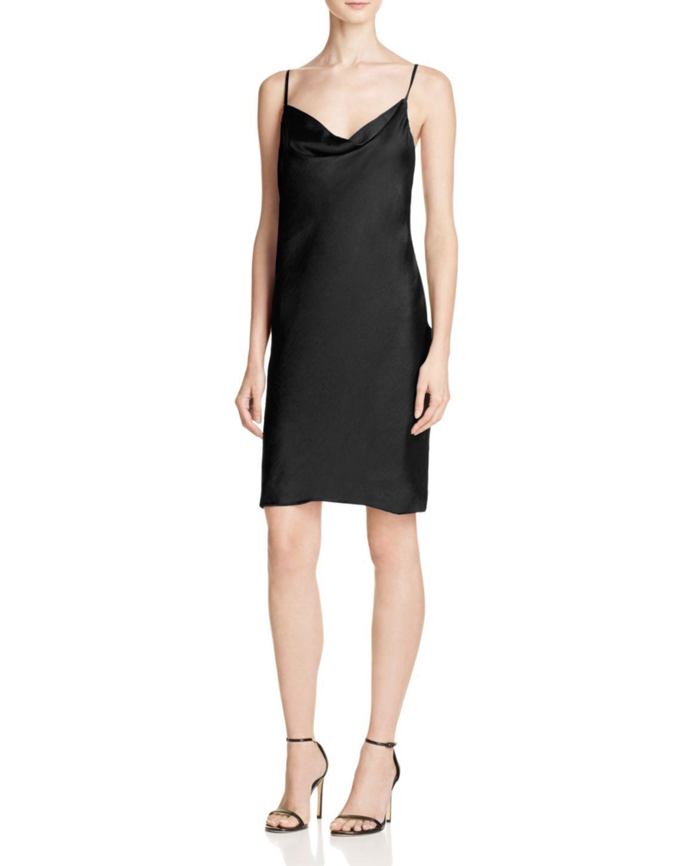 Bardot Strappy Mini Slip Dress