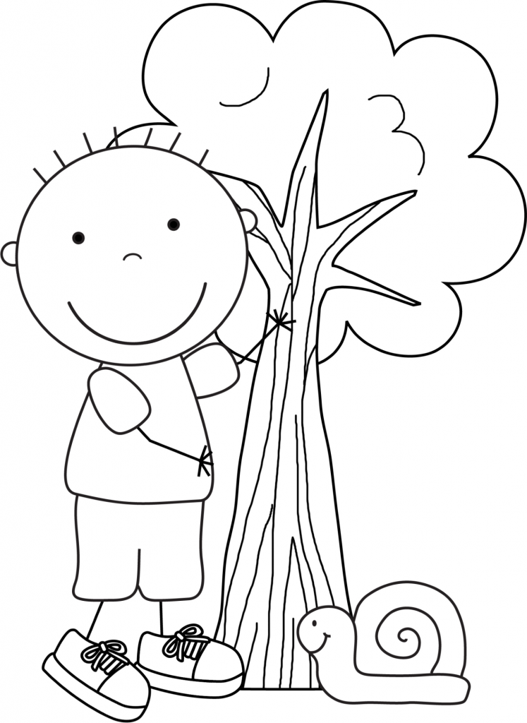 Kid Color Pages: Earth Day for Boys | Kids colouring, Earth and ...