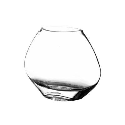 Amazon Oval Vase Moon Shape Glass Vase H 6 Pack Of 12 Pcs