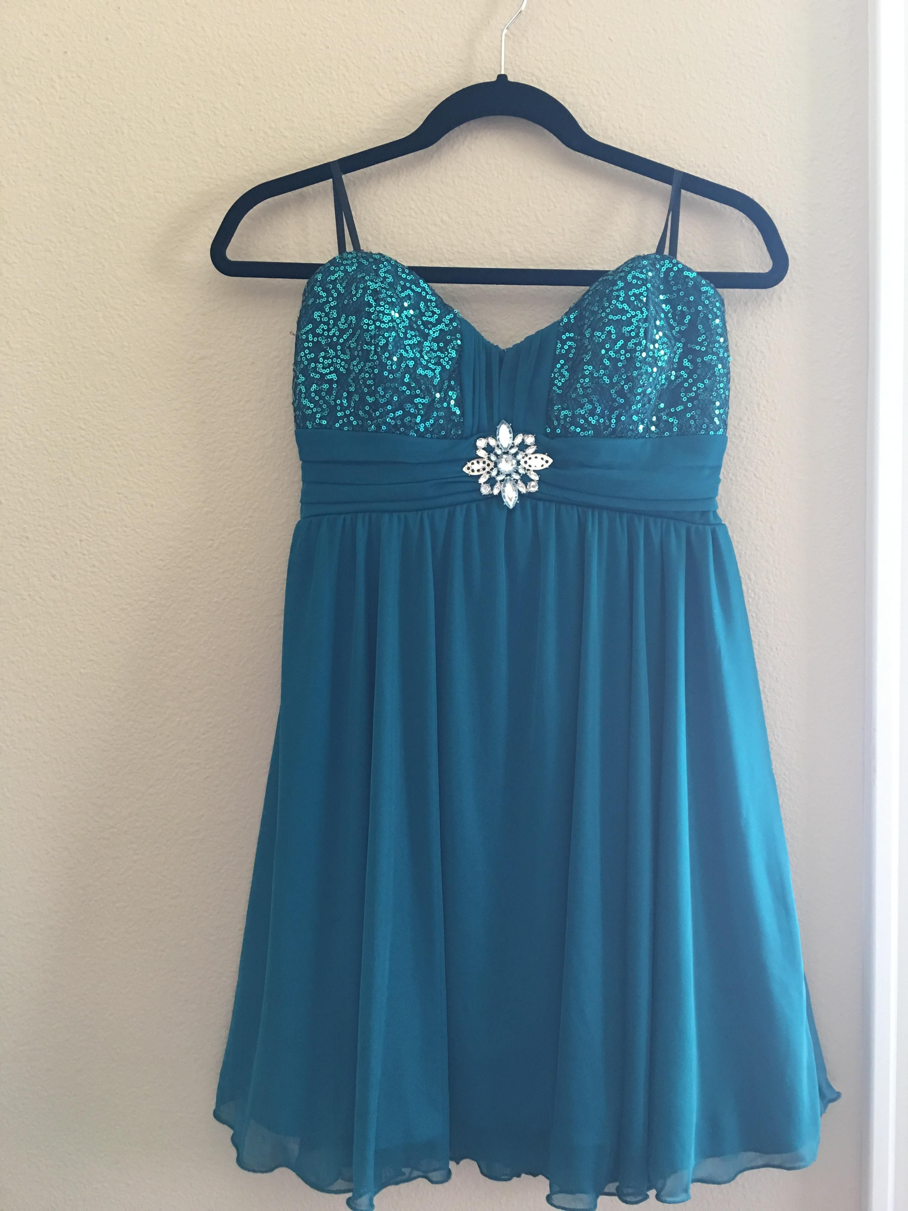Rent Teal prom dress. Only for $20.00/week https://www ...