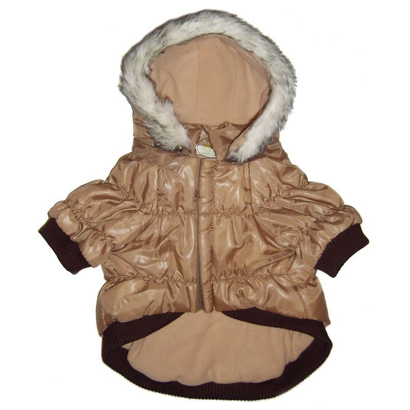 409f280bf Keep your pet warm and stylish with this cute pet coat from Pet Life ...